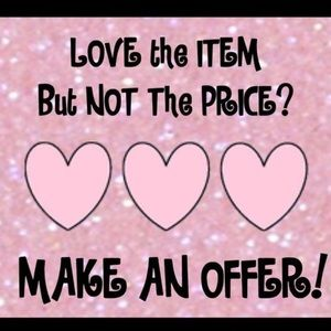 Other - All offers considered👍